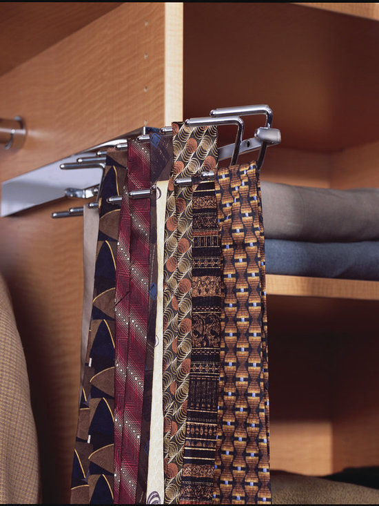 transFORM - Gliding Tie Rack -