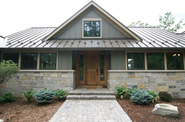 Contemporary Home contemporary-exterior