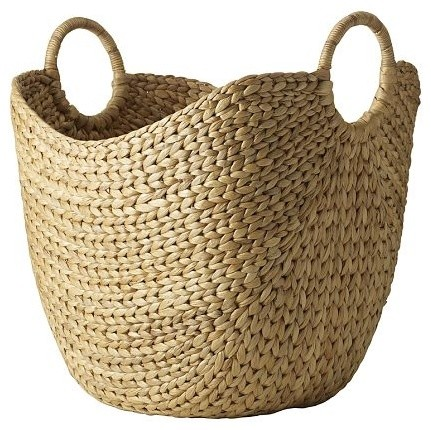 Large Curved Basket traditional baskets
