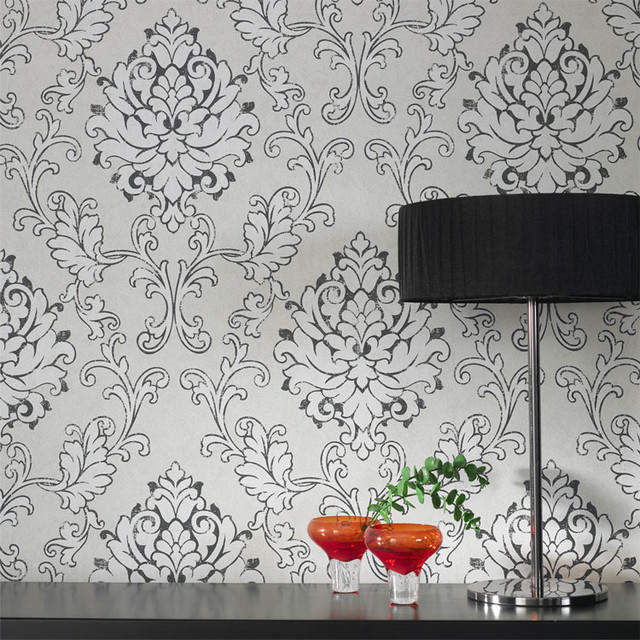 Graham & Brown - Eco Heritage Wallpaper modern-wallpaper