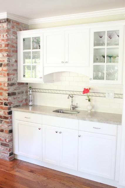 Kitchen Remodel - HIllsborough, CA traditional-kitchen