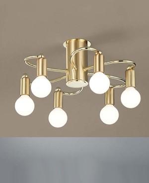 Rod chandelier modern-chandeliers