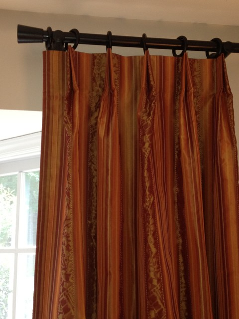 DeCocco Drapes modern-window-treatments