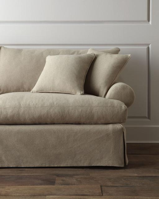 """""""Keystone"""" Sofa traditional-sofas"""