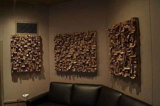 Audio Diffusers Modern Artwork Toronto By Olga