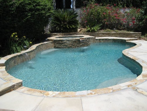 What Flagstone Did You Use On The Coping