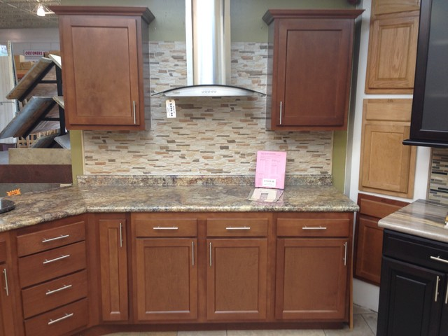 glenwood beech transitional kitchen by kitchen rustic beech cabinets houzz