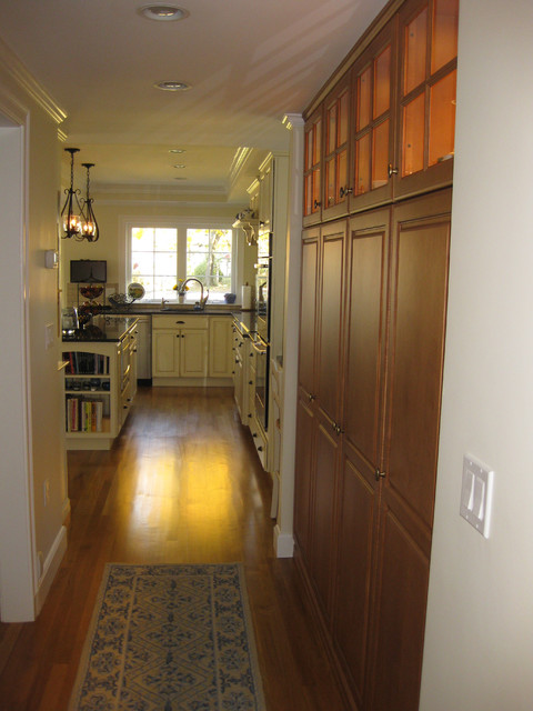 Needham home traditional-kitchen