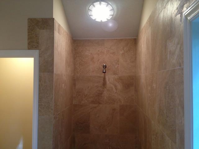 Garden Tub Shower Combination Modern Raleigh By J