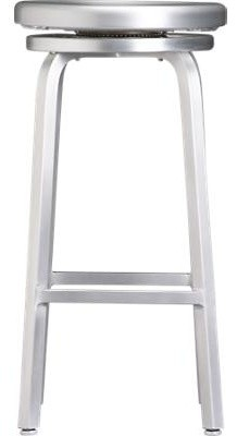 "Spin 30"" Bar Stool contemporary-bar-stools-and-counter-stools"