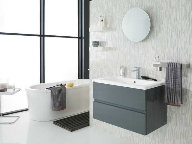 Porcelanosa bathroom vanities with creative photos in us for Porcelanosa faucets
