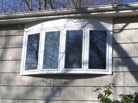 Bows and Bay windows windows