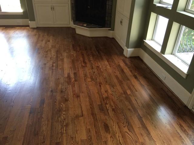 Classic Oak Flooring