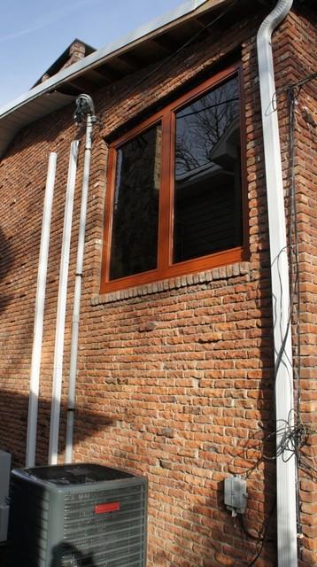 Wood Aluminum Windows - Tilt & Turn Windows
