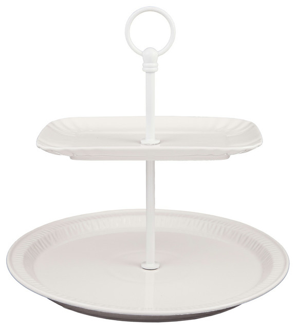 Ceramic Cake Stand - Contemporary - Dessert And Cake ...
