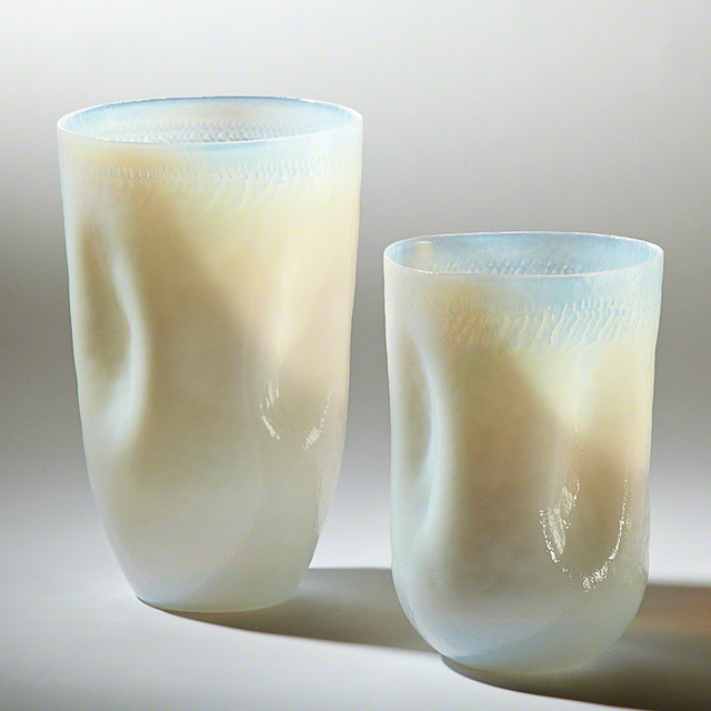 Global Views Opal Vase Small traditional