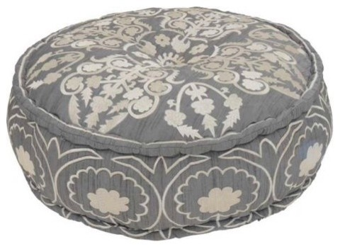 Fez Pouffe eclectic-footstools-and-ottomans