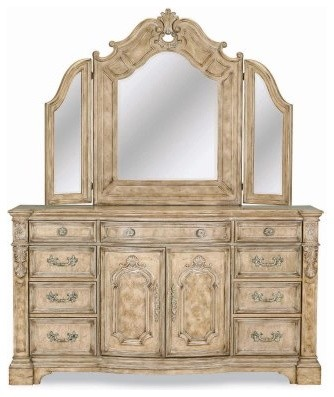 Terracina Dresser modern-dressers-chests-and-bedroom-armoires