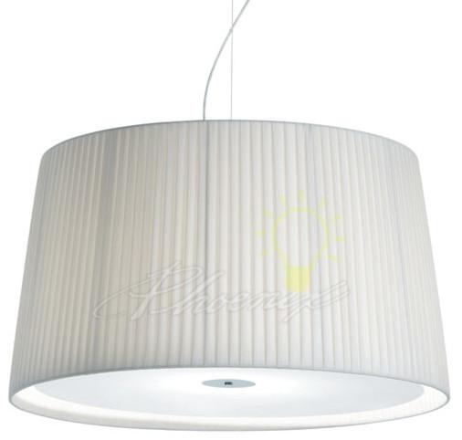 Milleluci Large Suspension Light modern-pendant-lighting