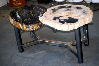 Requested Projects - Eclectic - Coffee Tables - los angeles - by J.P. Gorman Metal Fabrication ...