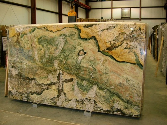 Granite Kitchen Slab : Granite Countertops Colors Charlotte NC - charlotte - by Fireplace ...
