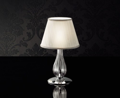 Cheope Table Lamp in White modern-table-lamps