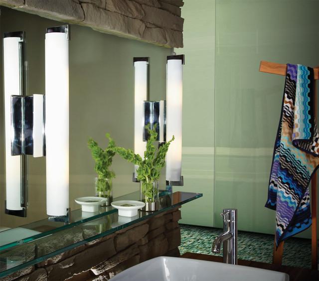 Spa-like bathroom modern