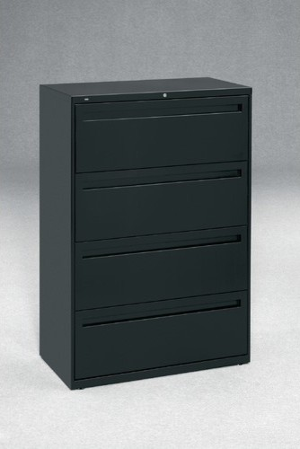 "700 Series 36"" W Four-Drawer Lateral File modern-home-office-products"