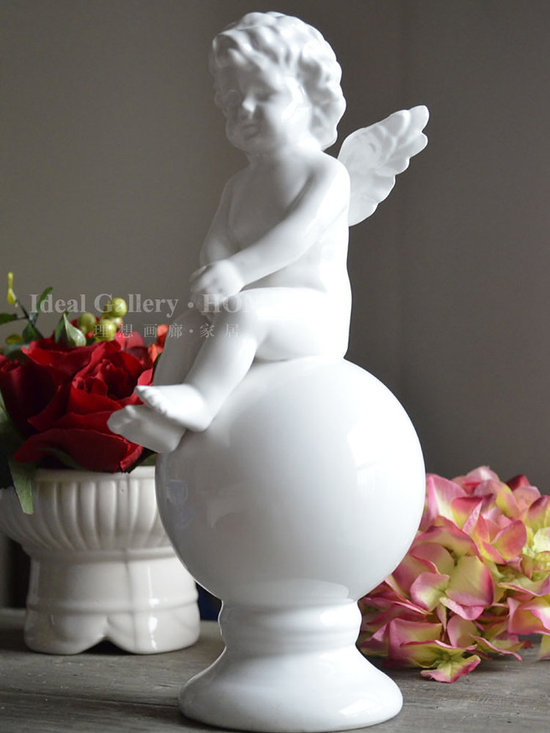 Lovely Angel decoration - Lovely Angel decoration ------Pure angel....So wonderful