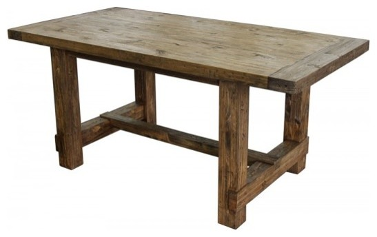 Country Rustic Dining Table