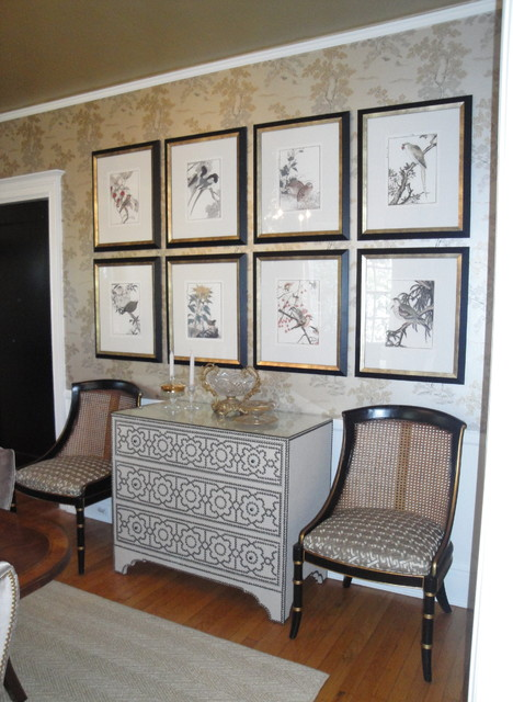 Roland Park Residence traditional-dining-room