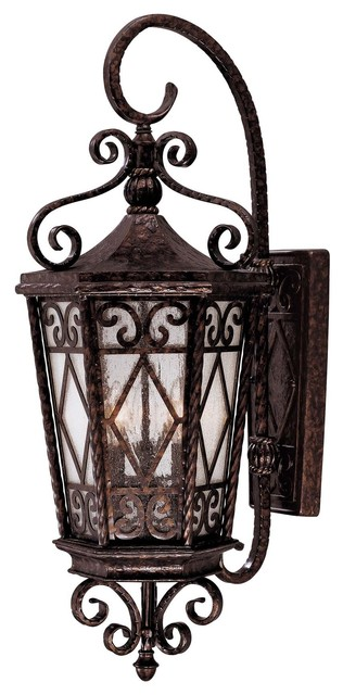 Felicity Wall Mount Lantern mediterranean-outdoor-wall-lights-and-sconces