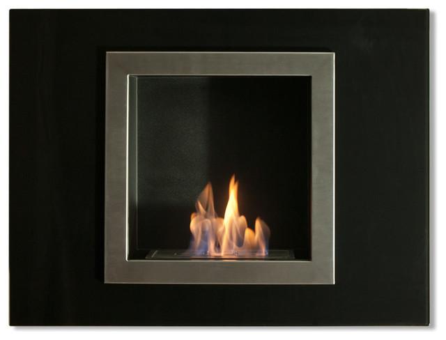 Villa Mini Wall Mounted Ventless Ethanol Fireplace