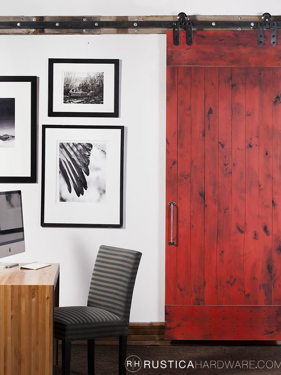 True Barn Doors - Truly a classic barn door style, the True Barn door is inspired by more simple times in architecture. Characterized by its tall, vertical slats with top and bottom rails to give support and balance, this True Barn door provides a design esthetic that enhances traditional and country décor.