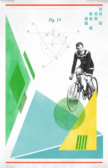 Bicycle No. 1 by Reconstructing Ideas eclectic-artwork