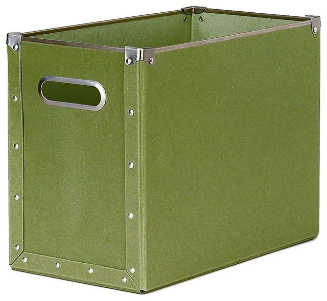 Cargo Naturals Desktop File - Transitional - Storage Boxes - by Resource International Inc.