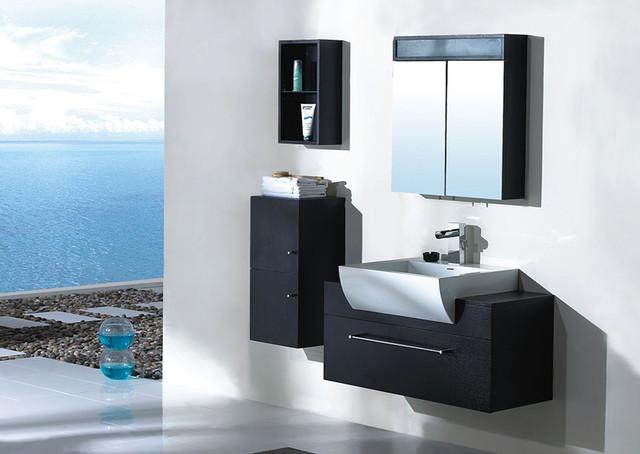 "Bardalina - Modern Bathroom Vanity Set 39.4"" modern-bathroom-vanities-and-sink-consoles"