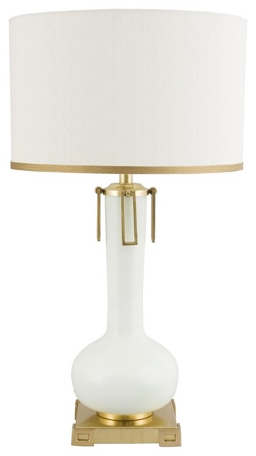 Frederick Cooper Ivory Eden Table Lamp