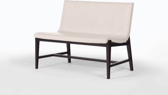LUNA BANQUETTE by Holly Hunt Modern Indoor Benches