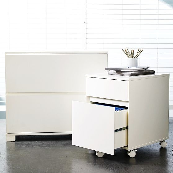 Classic Lateral File Cabinet - Contemporary - Filing Cabinets - by ...