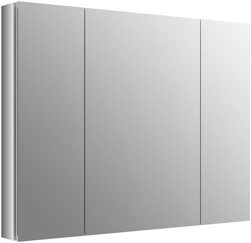 Plain mirror vs mirror medicine cabinet above a ikea for Plain white plates ikea