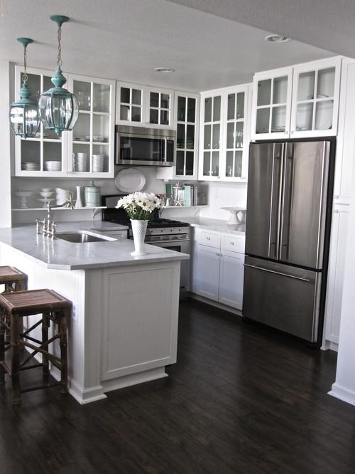 Cozinha pequena dicas para aumentar o ambiente sem How to make space in a small kitchen
