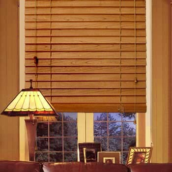 2-inch Specialty Grain Collection Wood Blinds contemporary-window-blinds