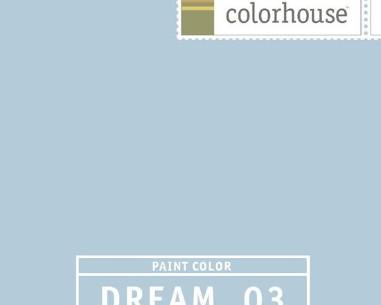 Colorhouse DREAM .03 - Colorhouse DREAM .03: Periwinkle, a bouquet of corn flowers. Comfortable in its sophistication. Use in bedrooms, bathrooms, and formal dining rooms.