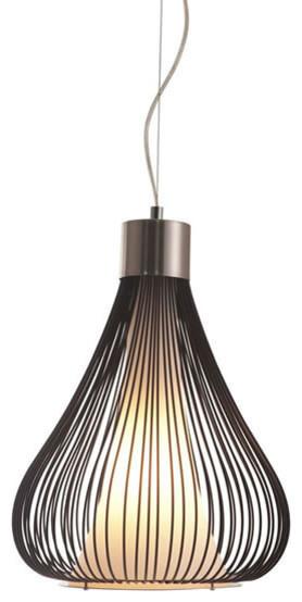Interstellar Ceiling Lamp Black contemporary-flush-mount-ceiling-lighting