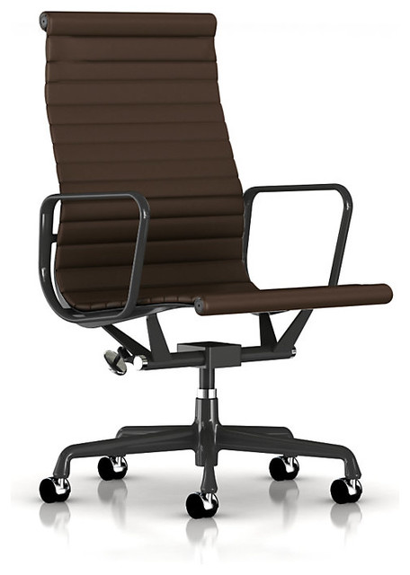 eames aluminum executive chair modern task chairs by