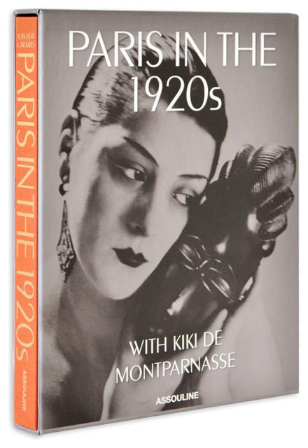 Paris in the 1920s With Kiki de Montparnasse contemporary-books