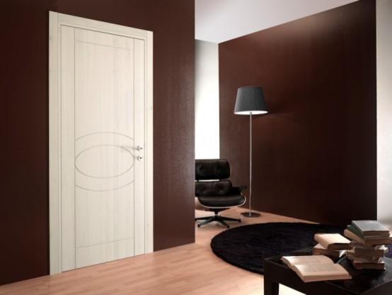 Italian Door contemporary-interior-doors