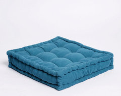 Corduroy Floor Pillow contemporary-floor-pillows-and-poufs