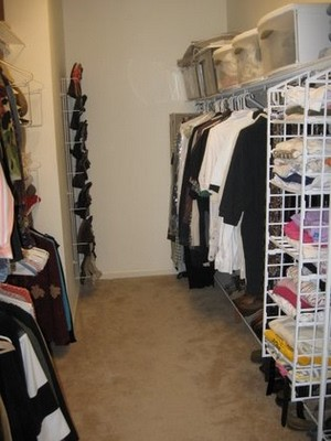 My Before & After Projects traditional-closet